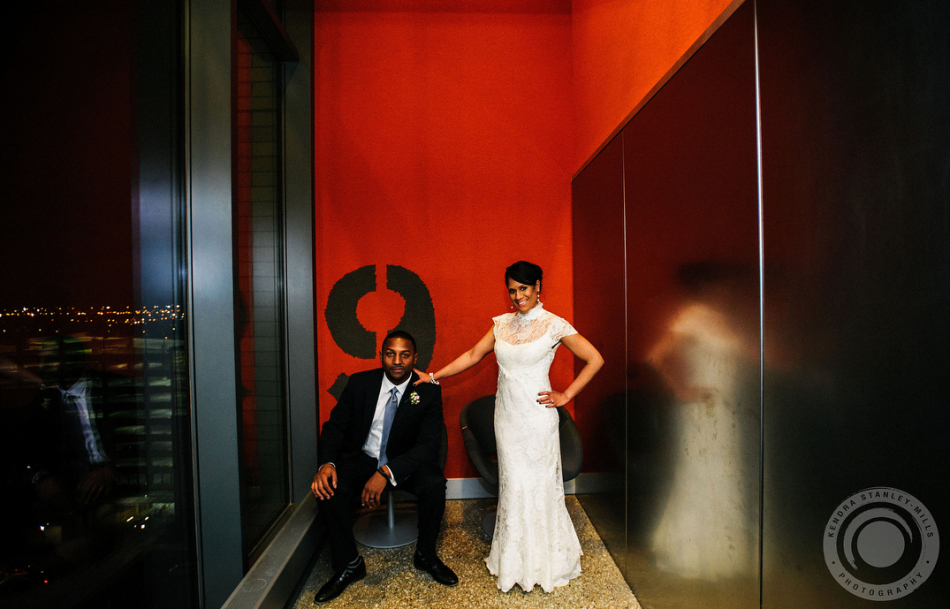 Erica + Jerry // University of Chicago Wedding