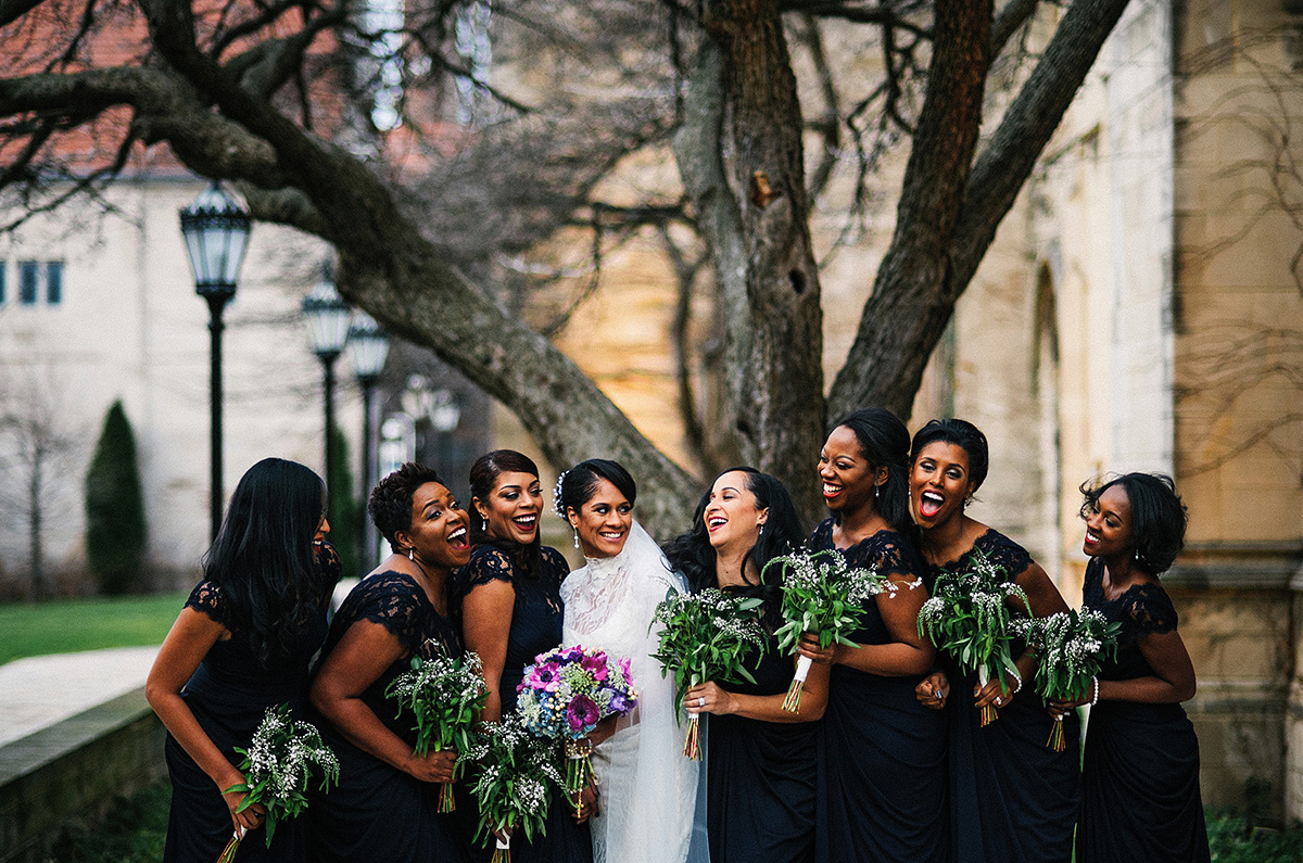 In the City Wedding Inspiration - Kendra Stanley-Mills Photography