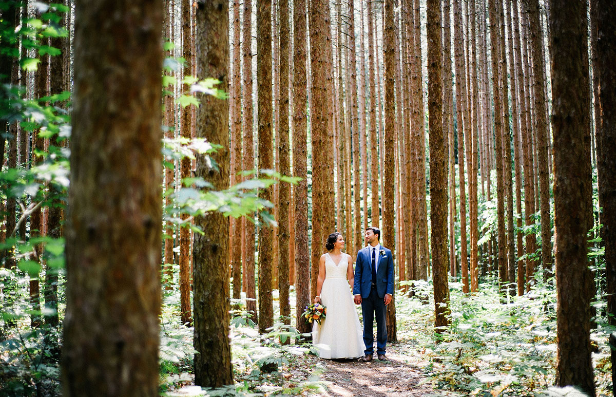 The Getaway: Destination Wedding Inspiration - Kendra Stanley-Mills Photography